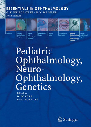 pediatric neuroophthalmology genetics